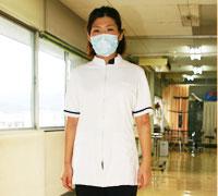 病棟へご案内します