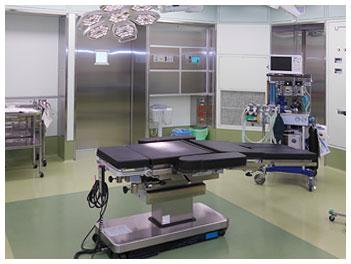 外科の設備
