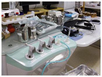 耳鼻咽喉科の設備