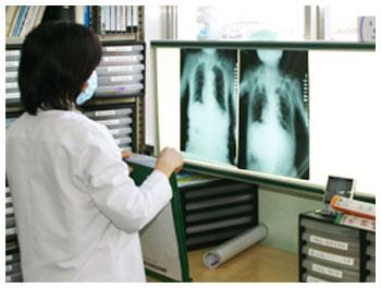 内科・消化器科の設備