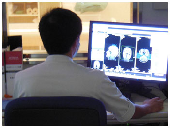 脳神経外科の設備